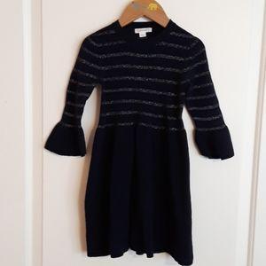 J. Crew girls sweater dress